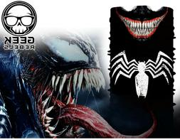 Venom Face Mask Bandanna Marvel Outdoor Sports Motorcycle Hu