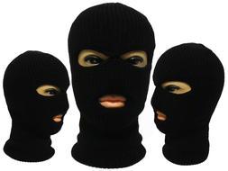 Winter Ski Outdoor Sports Full Ninja Face Mask Biker Hat cap