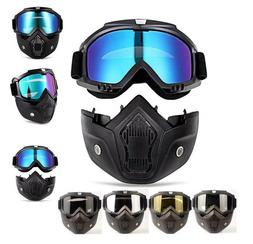 Winter Snow Sport Goggles Snowboard Ski Snowmobile Face Mask