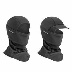 ROCKBROS Winter Thermal Face Mask Headgear Sports Cap Black