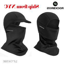 ROCKBROS Winter Thermal Face Mask Headgear Sports Cap Headba
