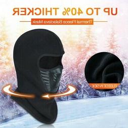 Winter Warm Balaclava Windproof Thermal Hat Snow Cover Mask