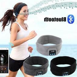 Wireless Bluetooth V5.0 Stereo Sports Sleep Headphone Blacko