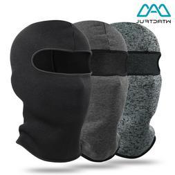 Wool Polar Fleece Winter Warmer Balaclava Face Mask Ski Snow
