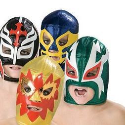 Wrestler Mask Mexican Luchador Fancy Dress Up Halloween Chil