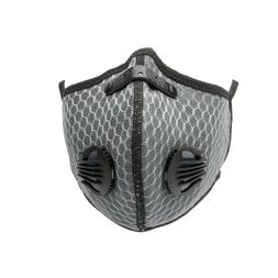 XL Sports Face Mask 5 Layer Filter Activated Carbon Pollutio
